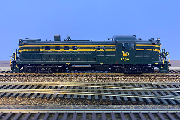HO Scale MRC Lima Union Pacific Alco C420 Diesel Locomotive #4115  BNOS